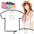 【美原アキラデザイン】「アキラとアクマのすろとらべる」特製Tシャツ
