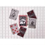 【トランプ】バイスクル トラジック・ロイヤリティ ポーカーサイズ 限定版 中古 未使用