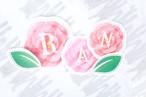 手作り用【ダウンロード版】ガーランド(A~Z)_11月_sasanqua