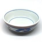 【砥部焼/梅山窯】鍋小鉢(三つ葉)