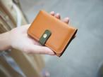 牛革 ミニマル財布 名刺入れサイズの小さな財布