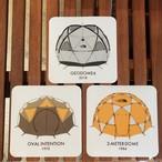THE NORTH FACE ノースフェイス Geodesic Dome ステッカー