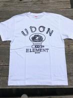 かせきさいだぁ UDON ELEMENT Tシャツ 4