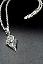 Item No.0386: Diamond-R Pendant