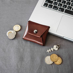 【S size】本革コインケース 一枚革仕上げ Leather Coin Case