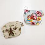 PARIS刺繍ポーチ(小)
