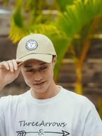 【5/5(WED)20:00販売開始】ALOHA SURF Patch Low CAP(beige)