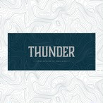 THUNDER ORIGINAL TOWEL 2020