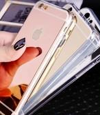 土台ケース:ミラーケース(ソフトタイプ)iPhone