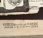 オリジナルスタンプ 手書き文字#6 -Embroidery・Longー