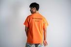 Every day good life S/S TEE (orange)