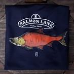 Dry Long Sleeve Field Shirt Salmon Lane Coffee Shop /ドライロングスリーブ フィールドシャツ サーモンレーン コーヒーショップ