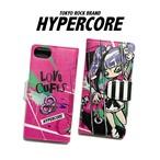 A-338X LOVECUFFS iPhone&スマホ手帳型ケース