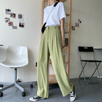 colour wide pants 4c's