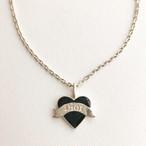 """""""Dior"""" 925 silver black heart bracelet[h-95]"""