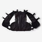 """MMA Running Back-pack """"DUSTY SOLID"""" (Black)"""