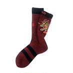 """China Dragon"" Socks"