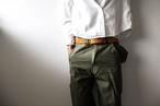《オーダーメイド》《男女》 イタリア製バックルレザーベルト