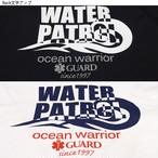 GUARD ガード 長袖 ヘビーウェイトロングTシャツ WATER PATROL オーシャンマン ls-199 メンズ アウトドア レスキュー