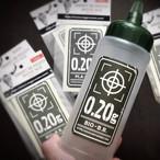 BB bottle sticker (サバイバルゲーム用品)
