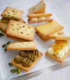 12個入り!!ピスタチオのバターサンド & パイナップルクリームチーズのバターサンド BOX