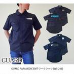 GUARD (ガード) PARAMEDIC EMT ワークシャツ [WS-246] アウトドア サバイバル キャンプ ウェア ライフガード シャツ