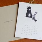 【販売終了】【限定20部】井上 淳 オリジナルカレンダー2019 「Sleepless Nights」