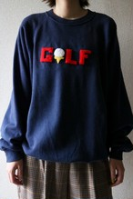 "Vintage ""GOLF"" sweater"