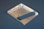 Telecaster Titanium Bridge Plate