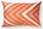 """Orange Cypress"" 40cm x 60cm 〔両面イカット〕"