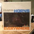 HORNS EVERYWHERE/ELEONORE SCHMID