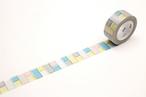 mt fab パールテープ タイル・パステル [MTPL1P06]