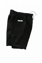 DOCTOR PANTS SHORT-19A BLACK