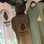 GRIND LODGE トランクゼロ Tシャツ