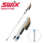 AT202-00 Swix スウィックス スイックス ソニックエックストレール 3段 トレッキング