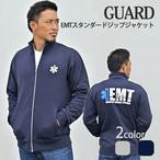 GUARD ガード EMTスタンダードジップジャケット ZJK-244 ZJK244 メンズ アウトドア レスキュー ライフセービング