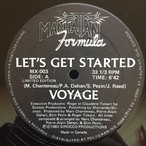 Voyage ‎– Let's Get Started / I Surrender