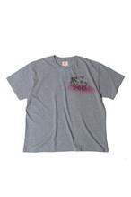 Original Short Sleeve-T / air brush / gray