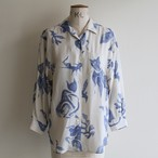WRYHT【womens】one piece collar blouse