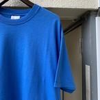 【ビッグな青】無地Tシャツ