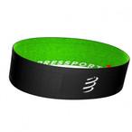 COMPRESSPORT コンプレスポーツ Free Belt フリーベルト BLACK/LIME(ブラック/ライム) CU00012B【ランニングベルト】
