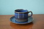 ウプサラエクベー(ゲフレ) コスモスコーヒーカップ【Uppsala Ekeby(Gefle)/Kosmos】北欧 食器・雑貨 ヴィンテージ | ALKU