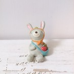 オータムマスコット   ウサギ