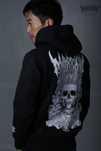 【裏起毛】Death Marrion Hoodie