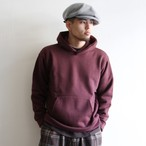 STILL BY HAND【 mens 】cotton parka