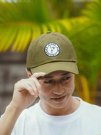【5/5(WED)20:00販売開始】ALOHA SURF Patch Low CAP(khaki)