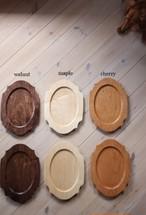 woodplate Lサイズ メープル