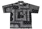 BANDANA shortsleeve shirt -5-