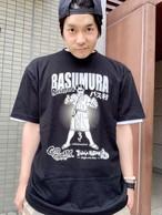 バス村Tシャツ BASUMURA T-shirt #03 ホワイト