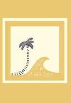 [ily drawing]Palm&Wavey